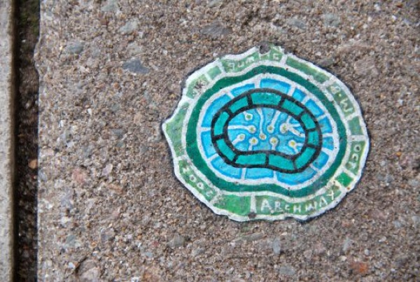 Chewing gum art by ben wilson 7