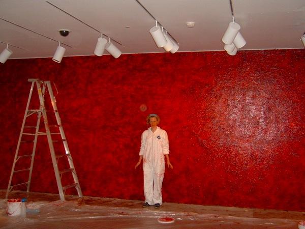 Jam wall installing