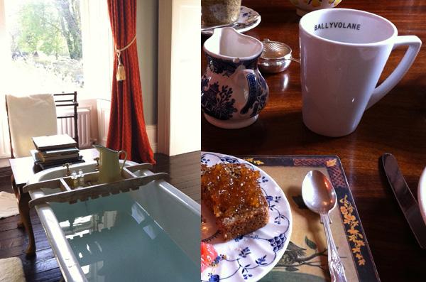Bath breakfast