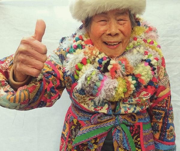 93 year old grandma mori chinami1