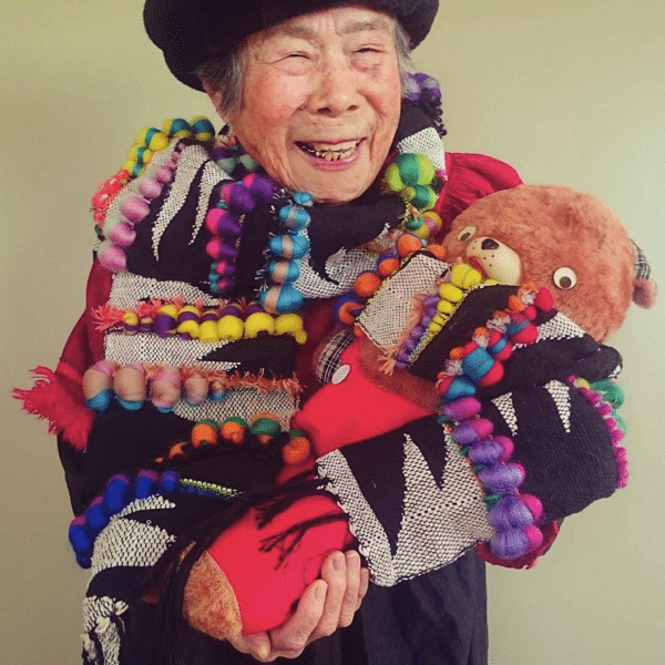 93 year old grandma mori chinami2
