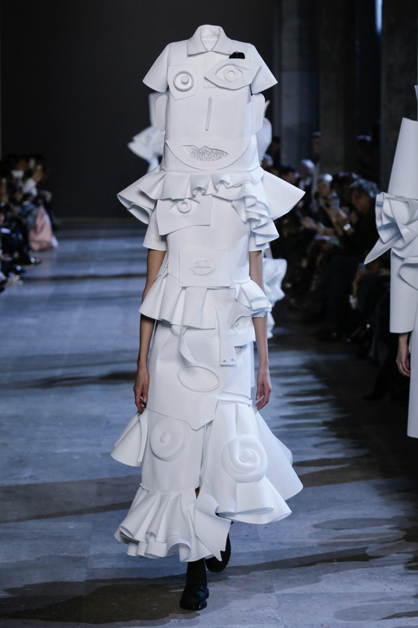 Joyful Fashion Viktor Rolf S Picasso Inspired Ss16 Couture The Aesthetics Of Joy By Ingrid Fetell Lee