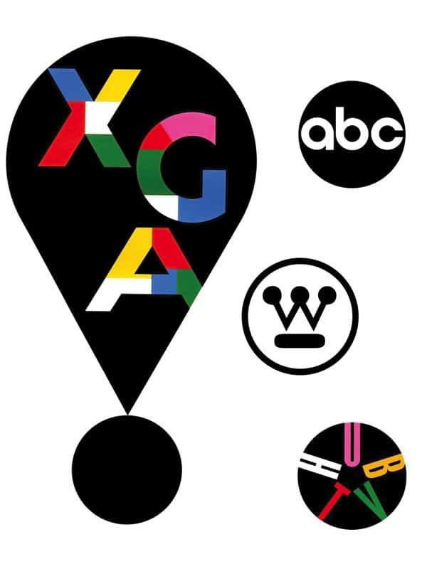 Paul Rand circular logos1
