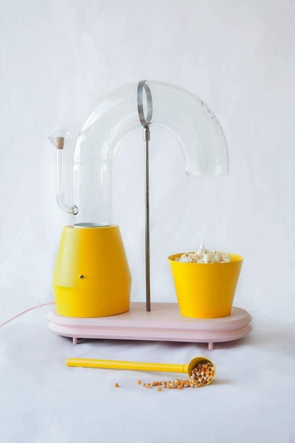 Jolene carlier popcorn machine