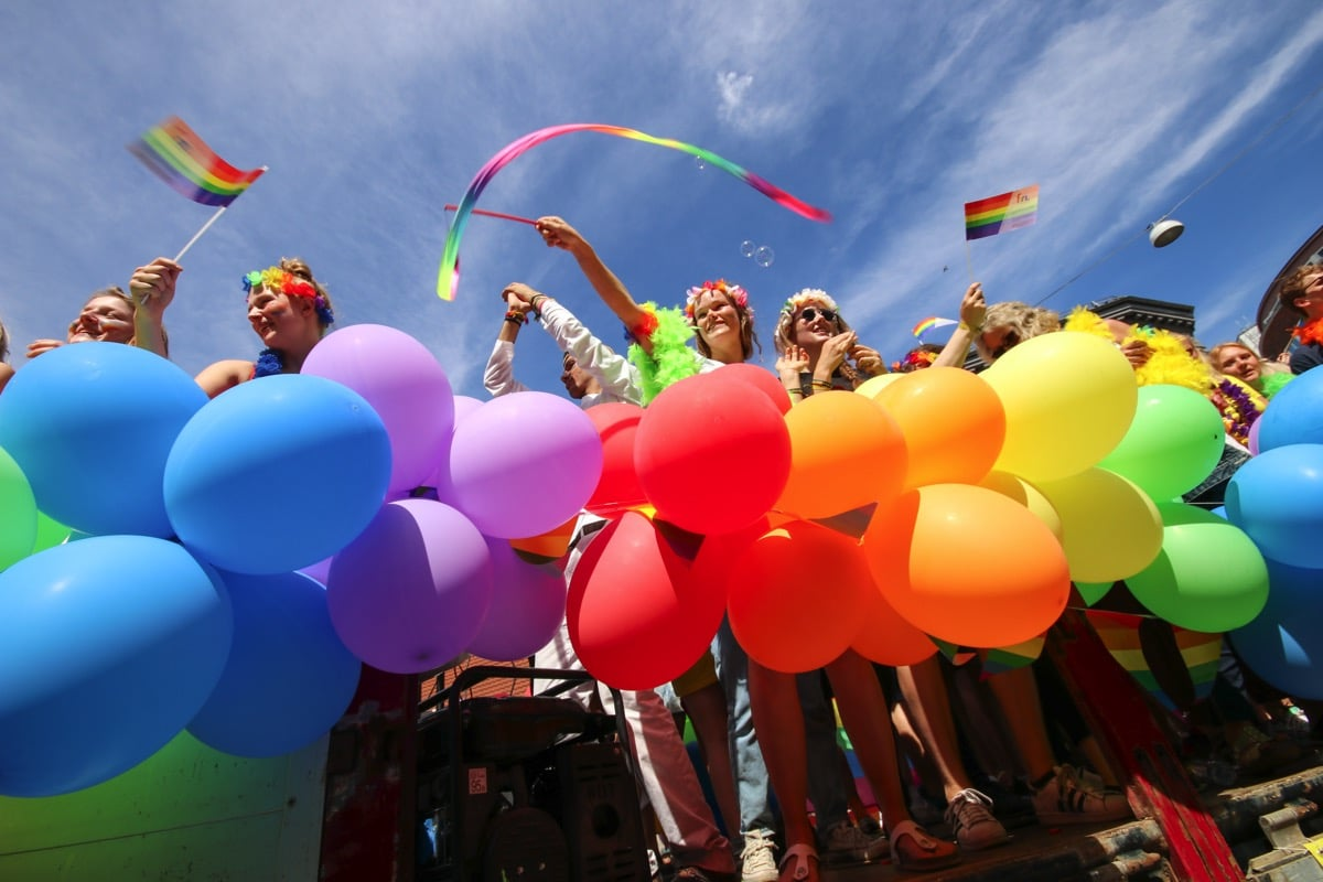 PrideBalloons Human Etisk Forbund
