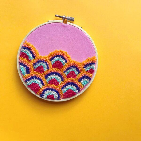 Lauren Salgado embroidery