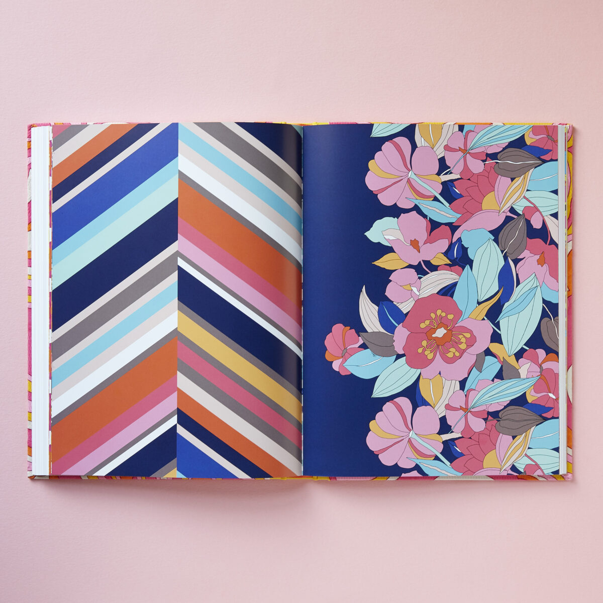 Trina Turk's joyful designs evoke a world of sunshine and whimsy. In this interview on the Aesthetics of Joy, she gives us a peek into her colorful, creative life. Image from Trina Turk, published by Chronicle Chroma 2020.