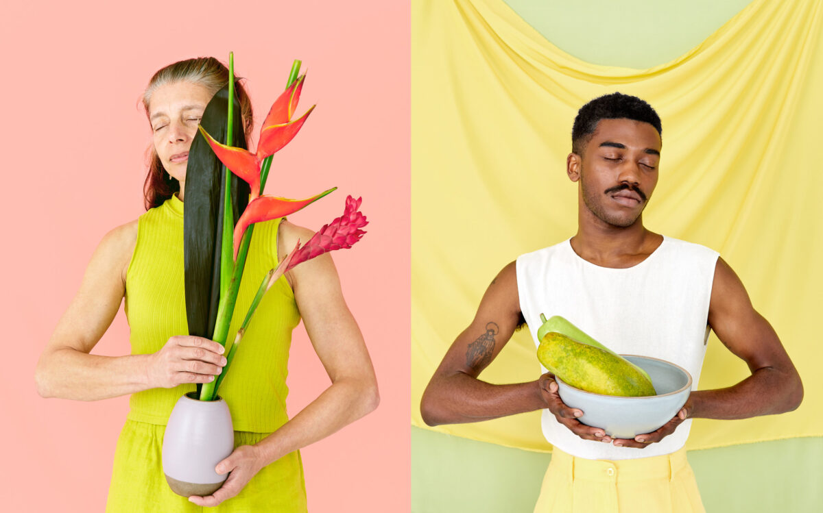 In this week's Joymaker interview on The Aesthetics of Joy, meet photographers Michelle Norris and Forrest Aguar of Tropico Photo, a husband-wife team known for bringing their vibrant aesthetic to their life and work.