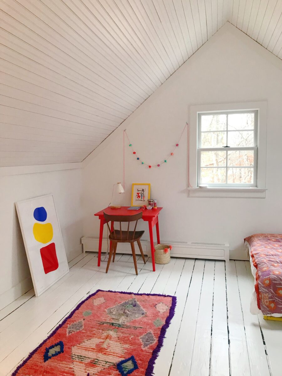 We all have those weird, uncomfortable spaces in our homes. In this post, I share how I turned an awkward room into Graham's nursery, our new favorite room in the house.